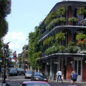 French Quarter is listed (or ranked) 14 on the list The Best Tourist Attractions in America