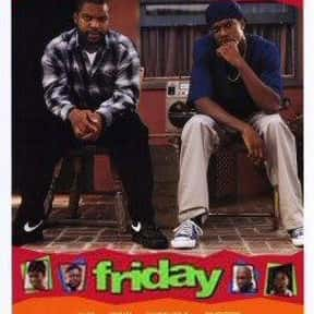 Friday is listed (or ranked) 2 on the list The Best Black Movies Of The 1990s