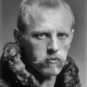 Fridtjof Nansen is listed (or ranked) 15 on the list Famous Role Models We'd Like to Meet In Person