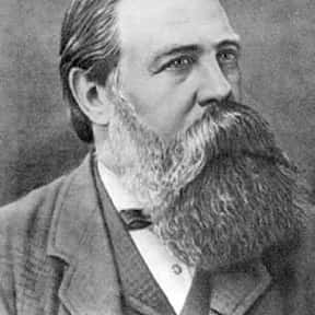 Friedrich Engels is listed (or ranked) 5 on the list List of Famous Economists