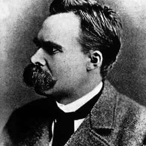 Friedrich Nietzsche is listed (or ranked) 4 on the list Famous Philosophers from Germany