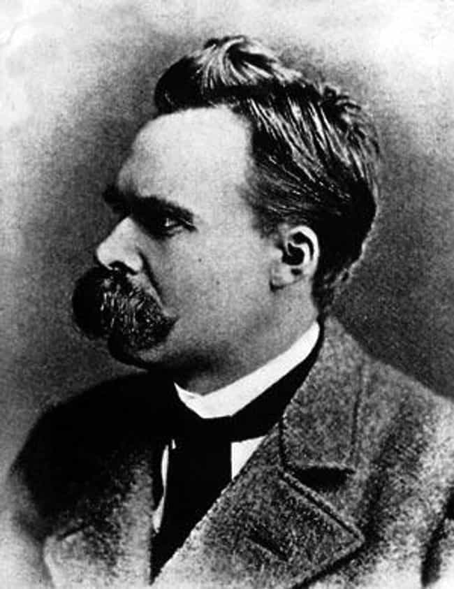 Friedrich Nietzsche is listed (or ranked) 4 on the list Historical Geniuses And Nerds You Never Knew Were Misogynistic Jerks
