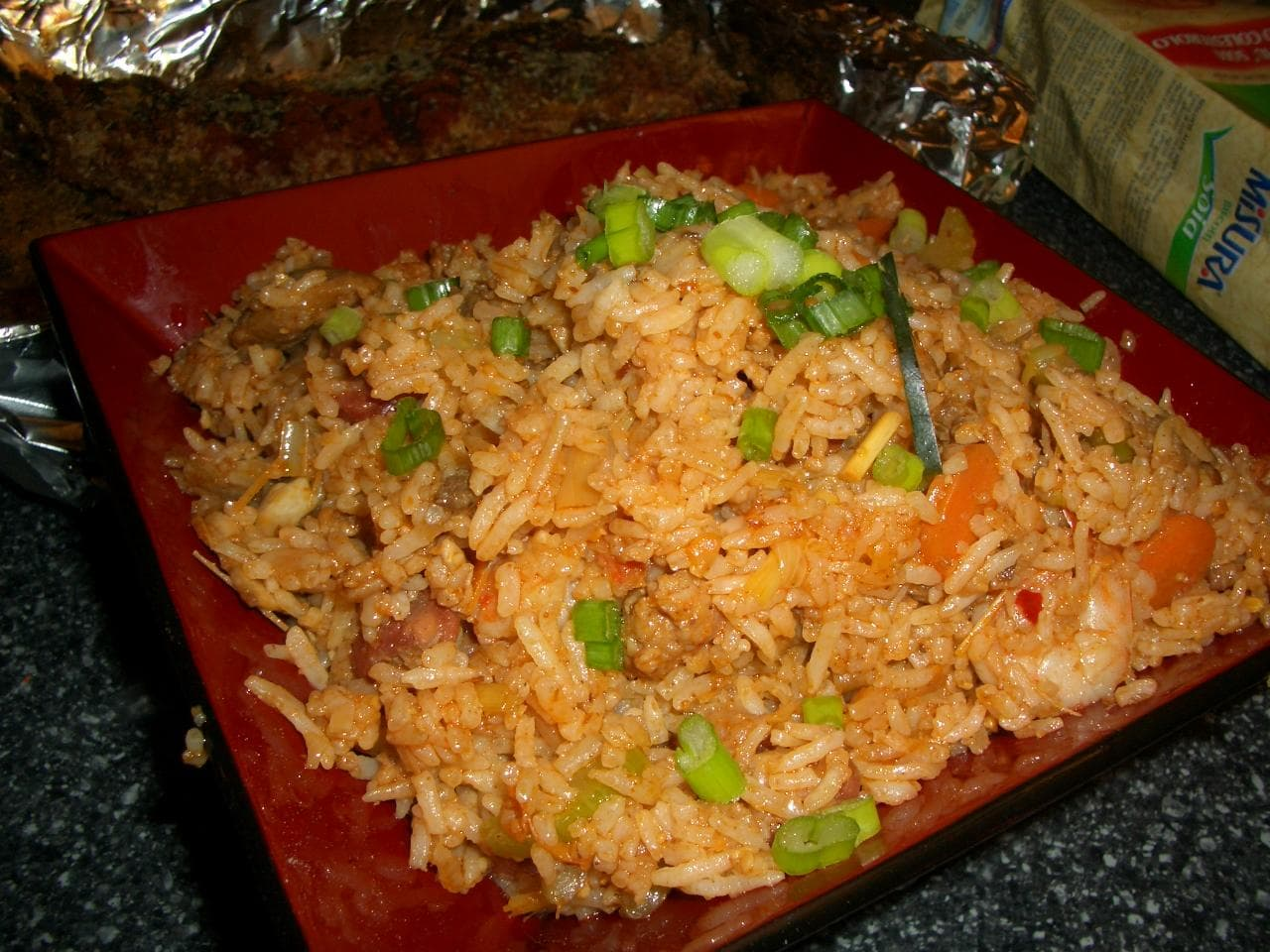 Image of Random Most Cravable Chinese Food Dishes