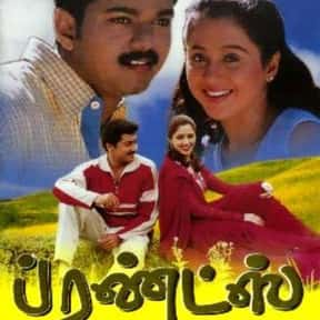 Friends is listed (or ranked) 5 on the list The Top 10 Tamil Films of 2000