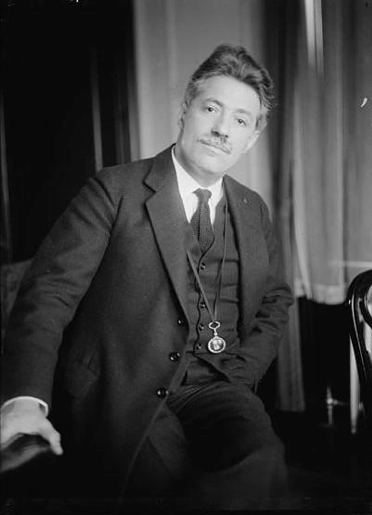 Fritz Kreisler is listed (or ranked) 4 on the list List of Famous Violinist/Composers