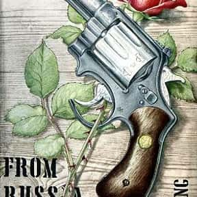 From Russia, with Love is listed (or ranked) 16 on the list The Best Crime Novels