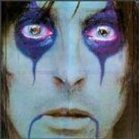 From the Inside is listed (or ranked) 14 on the list The Best Alice Cooper Albums of All Time