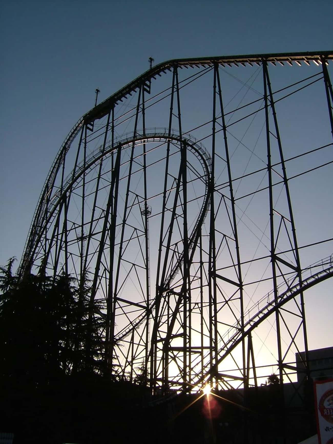 Fujiyama is listed (or ranked) 2 on the list The Best Rides at Fuji-Q Highland