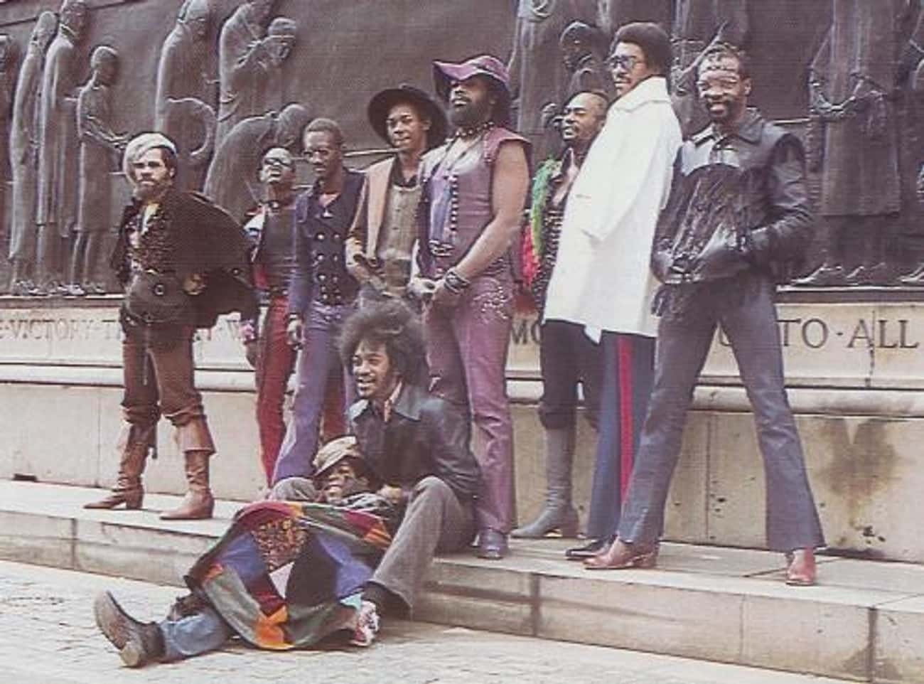 Funkadelic is listed (or ranked) 1 on the list The Best P-Funk Bands/Artists