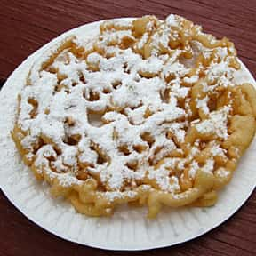 Funnel cake is listed (or ranked) 17 on the list Every Single Type of Cake, Ranked by Deliciousness