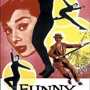 Funny Face is listed (or ranked) 15 on the list The Best Comedy Movies of the 1950s