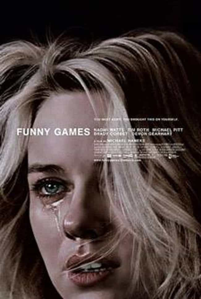 Funny Games is listed (or ranked) 4 on the list What to Watch If You Love 'When a Stranger Calls'