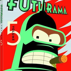 Futurama is listed (or ranked) 2 on the list The Best Adult Cartoon Shows in TV History