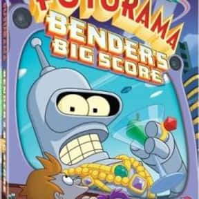 Futurama: Bender's Big Score is listed (or ranked) 24 on the list The Best Time Loop Movies