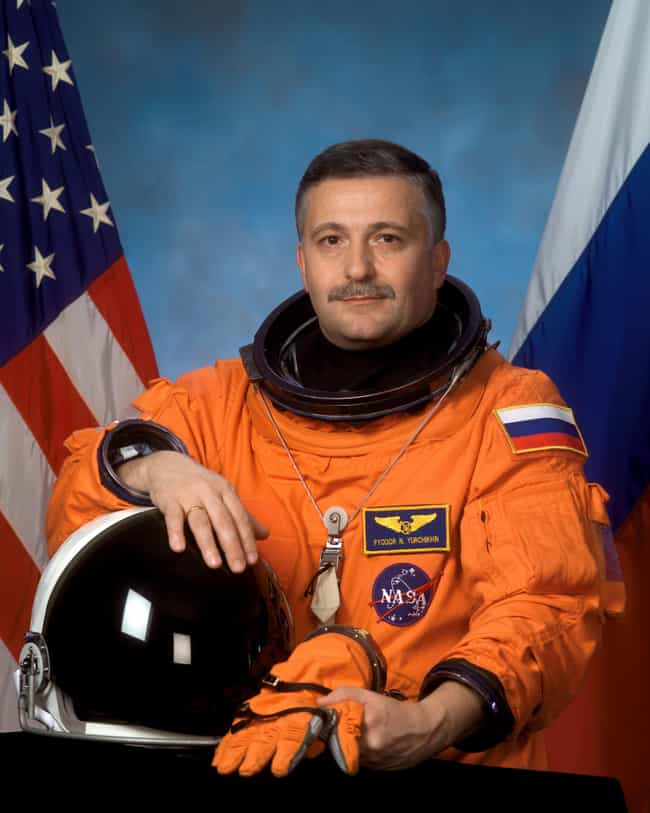 Fyodor Yurchikhin is listed (or ranked) 4 on the list Famous Astronauts from Russia