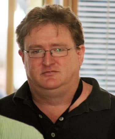 Gabe Newell is listed (or ranked) 2 on the list List of Famous Managing Directors