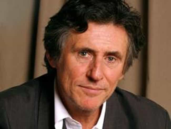 Gabriel Byrne is listed (or ranked) 2 on the list Famous Male Narrators