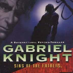 Gabriel Knight: Sins of the Fa is listed (or ranked) 8 on the list The Best Point and Click Adventure Games Of All Time