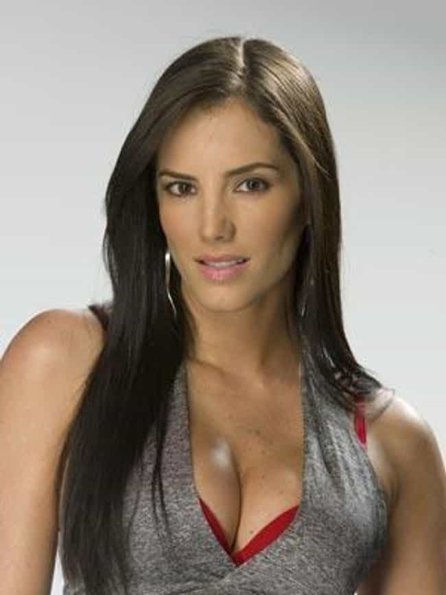 Gaby Espino is listed (or ranked) 1 on the list Rebeca Cast List