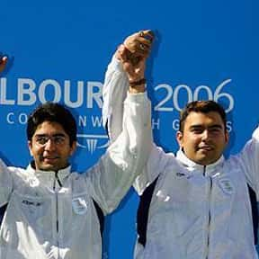 Gagan Narang is listed (or ranked) 20 on the list Olympic Athletes Born in India