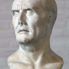 Gaius Marius is listed (or ranked) 21 on the list The Most Important Military Leaders in World History