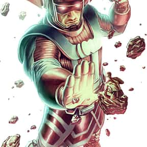 Galactus is listed (or ranked) 22 on the list The Best Comic Book Characters Created by Stan Lee