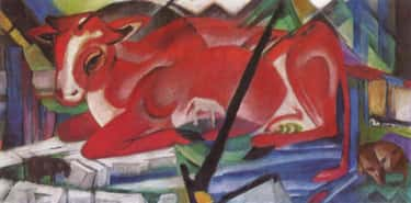 The World Cow is listed (or ranked) 2 on the list Famous Animal Paintings