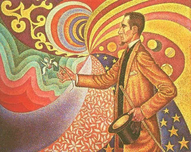 Opus 217. Against the En... is listed (or ranked) 3 on the list Famous Paul Signac Paintings