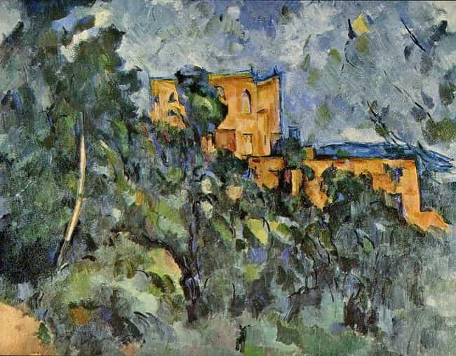 Château Noir is listed (or ranked) 4 on the list Famous Landscape Arts from the Post-Impressionism Movement