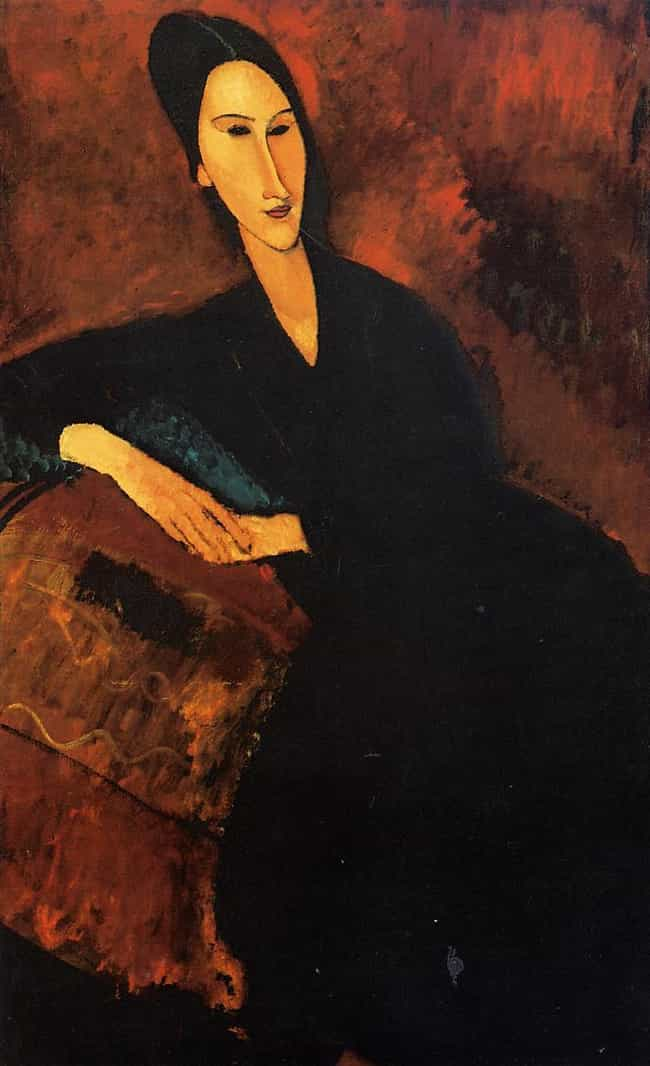Anna Zborowska is listed (or ranked) 2 on the list Famous Expressionism Artwork
