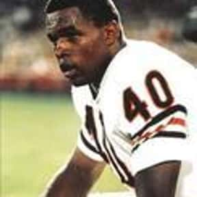 Gale Sayers is listed (or ranked) 3 on the list The Greatest Chicago Bears of All Time