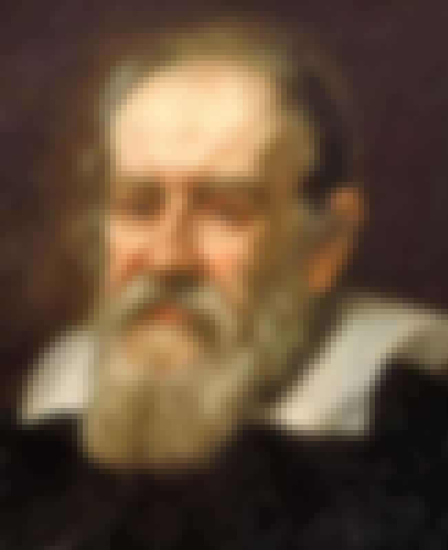 Galileo Galilei is listed (or ranked) 5 on the list Famous Male Mathematicians