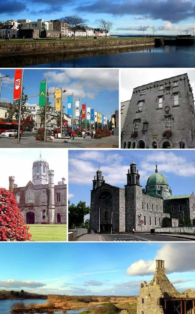 Galway is listed (or ranked) 4 on the list The Best Cities to Visit in Ireland