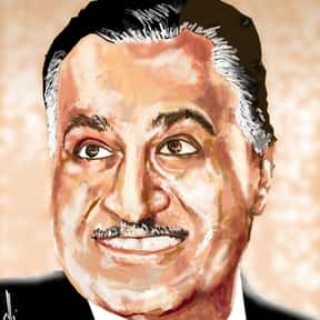 Gamal Abdel Nasser is listed (or ranked) 9 on the list Famous People From Egypt
