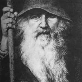 Gandalf is listed (or ranked) 1 on the list List of The Lord Of The Rings Characters