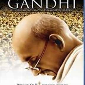 Gandhi is listed (or ranked) 11 on the list Every Oscar Winning Film Ever