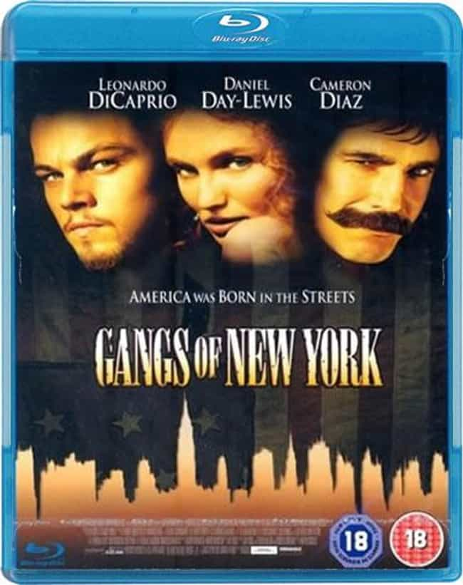 Gangs of New York is listed (or ranked) 2 on the list Movies Written By Jay Cocks