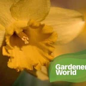 Gardeners' World is listed (or ranked) 1 on the list The Best Gardening TV Shows