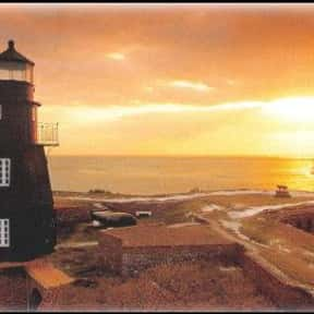 Garden Key Light is listed (or ranked) 21 on the list Lighthouses in Florida