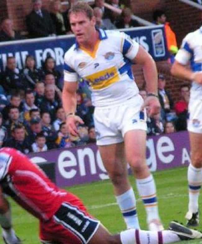 Gareth Ellis is listed (or ranked) 4 on the list Famous Rugby Players from England