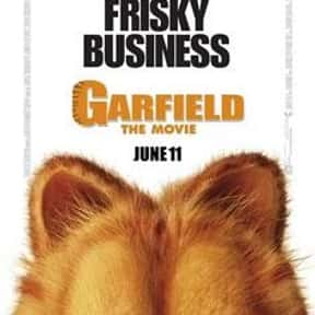 Garfield: The Movie is listed (or ranked) 3 on the list The Funniest Movies About Animals