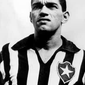 Garrincha is listed (or ranked) 2 on the list The Greatest South American Footballers of All Time