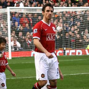 Gary Neville is listed (or ranked) 17 on the list List of Famous Football Players