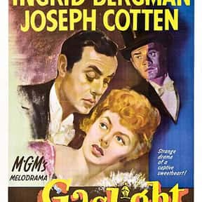 Gaslight is listed (or ranked) 14 on the list The Best Classic Thriller Movies, Ranked