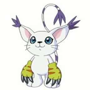 Gatomon is listed (or ranked) 17 on the list The Greatest Angel Characters of All Time