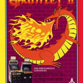 Gauntlet II is listed (or ranked) 7 on the list The Best Gauntlet Games