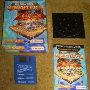 Gauntlet III: The Final Quest is listed (or ranked) 8 on the list The Best Gauntlet Games