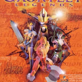 Gauntlet Legends is listed (or ranked) 7 on the list The Best Nintendo 64 RPGs
