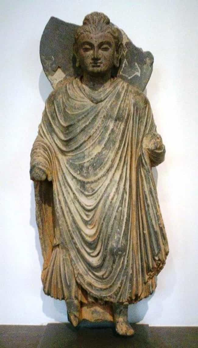 Gautama Buddha is listed (or ranked) 2 on the list List of Famous Princes