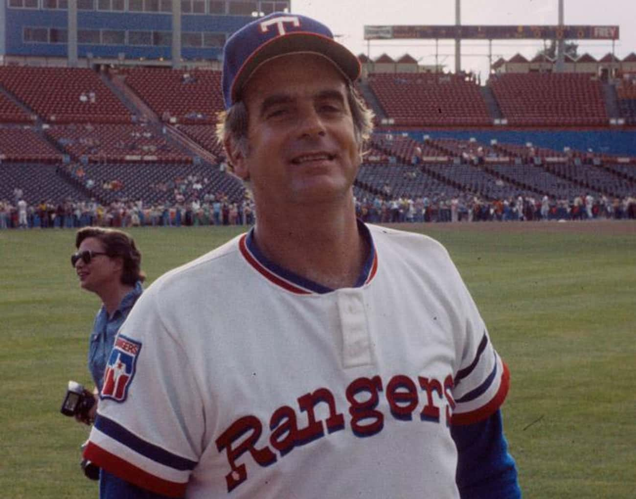 Gaylord Perry is listed (or ranked) 3 on the list The Best Athletes Who Wore #28
